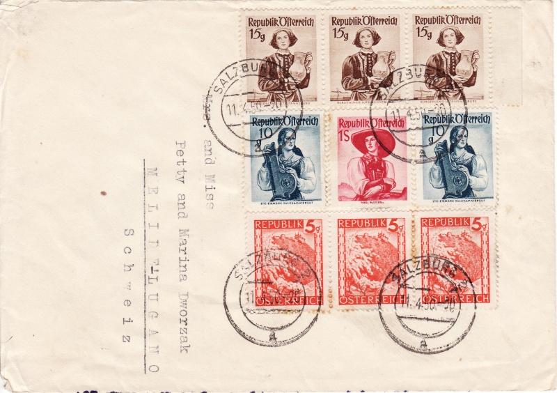 Trachtenserien ANK 887 - 923 und 1052 - 1072 Belege - Seite 3 Img11