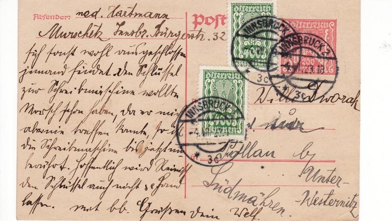"""Postkartenserie """"Quadratischer Wertstempel - Wertziffer im Dreieck"""" 1922-24 - Seite 2 Img12"""