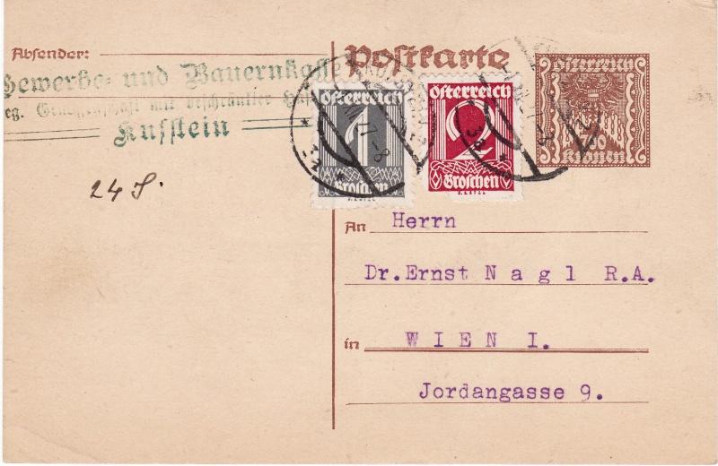 """Postkartenserie """"Quadratischer Wertstempel - Wertziffer im Dreieck"""" 1922-24 - Seite 3 Img_0013"""