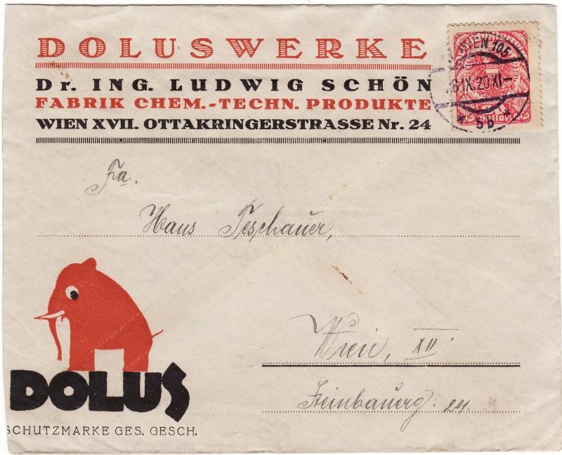 Republik Deutsch-Österreich  -  Bedarfspost Dez. 1918 - Dez. 1921 Img_0016
