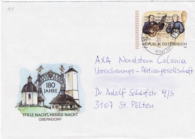 Amtliche Briefumschläge Republik Österreich, gelaufen Img_0026