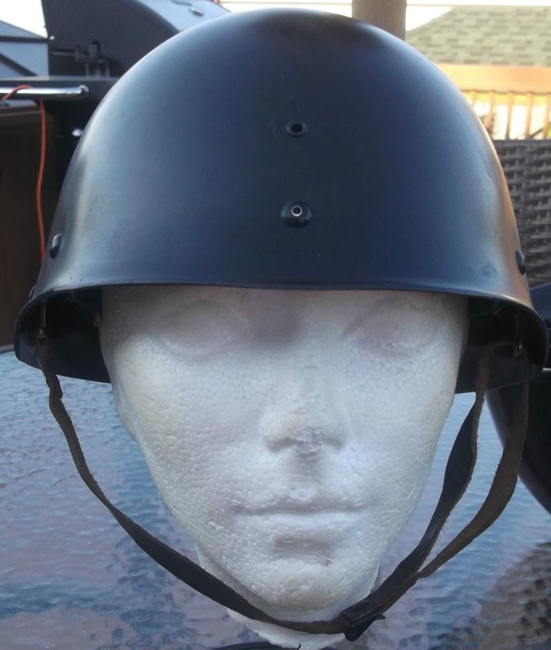 Casque Mle 56  maintien de l'ordre Gendarmerie ( France ) Dscf6044