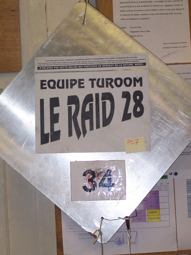 Raid28 / SemiRaid28  15-16 janvier 2011 100_7513