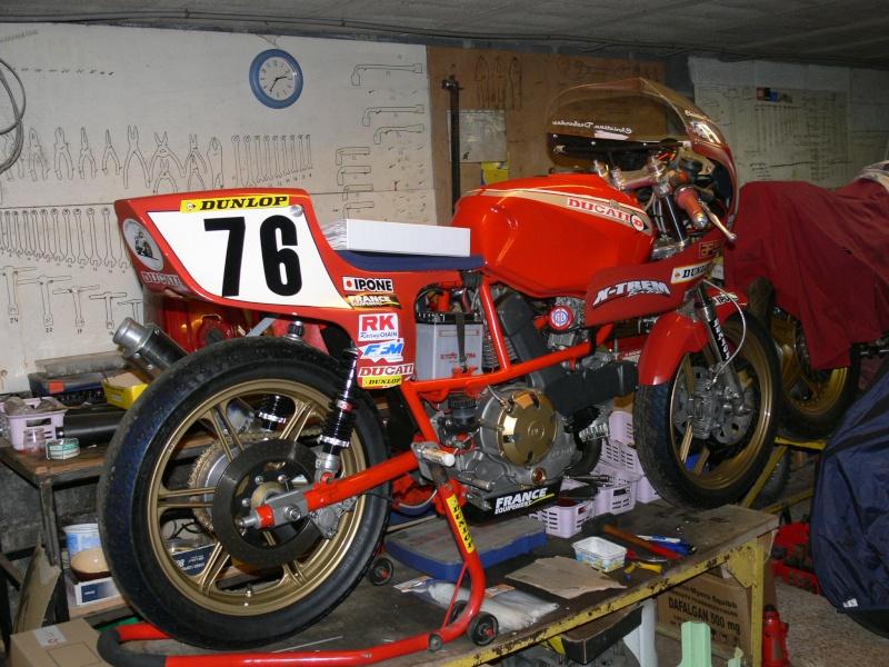 TEC VMA SOLO SIDE-CAR CLASSIC 17 à CAROLE Ducati10