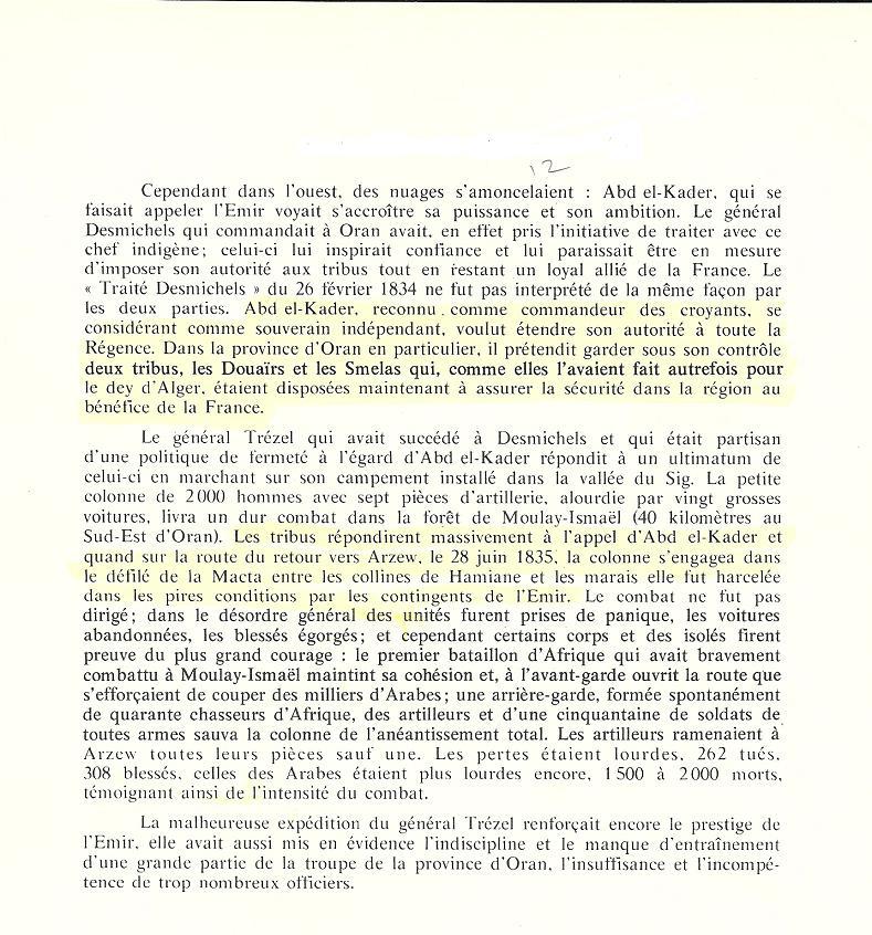 Emir Abdelkader ibn Mohieddine…El Hachemi - Page 4 Abdelk16