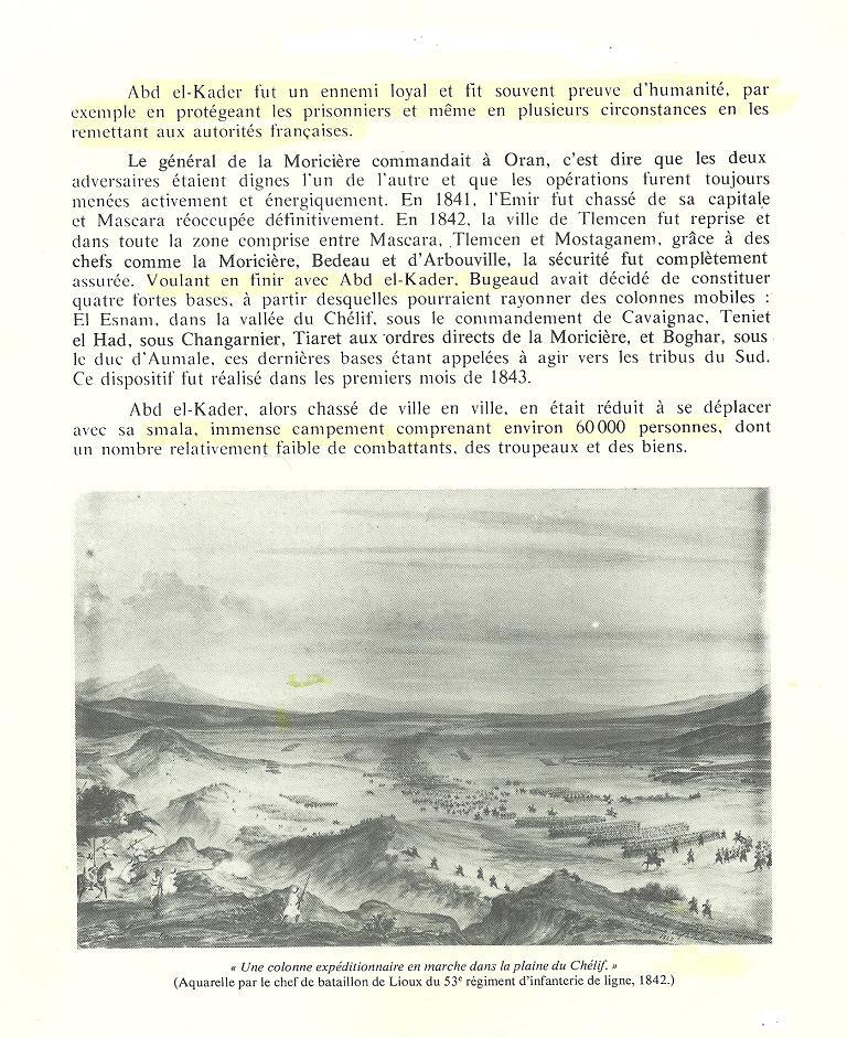 Emir Abdelkader ibn Mohieddine…El Hachemi - Page 4 Abdelk38