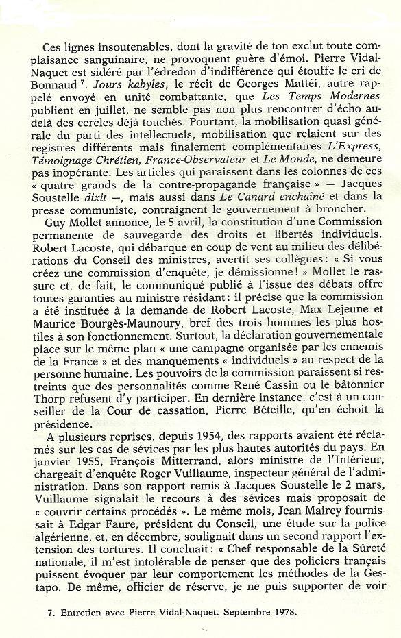 Réseaux de soutien à la guerre d'Algérie - Page 2 Algeri69