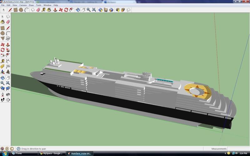 New vista class ship Ssl11