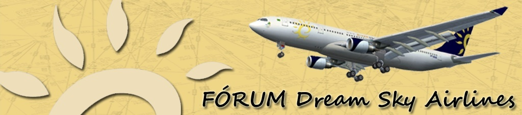 Dream Sky Airlines  - Your way to fly!