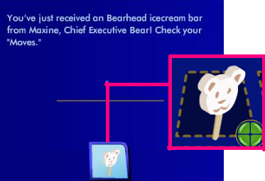 Maxine's July Gift: Bearhead Ice Cream Bar!!! Screen10