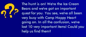 Camp Happy Heart Quest Walkthrough Screen14