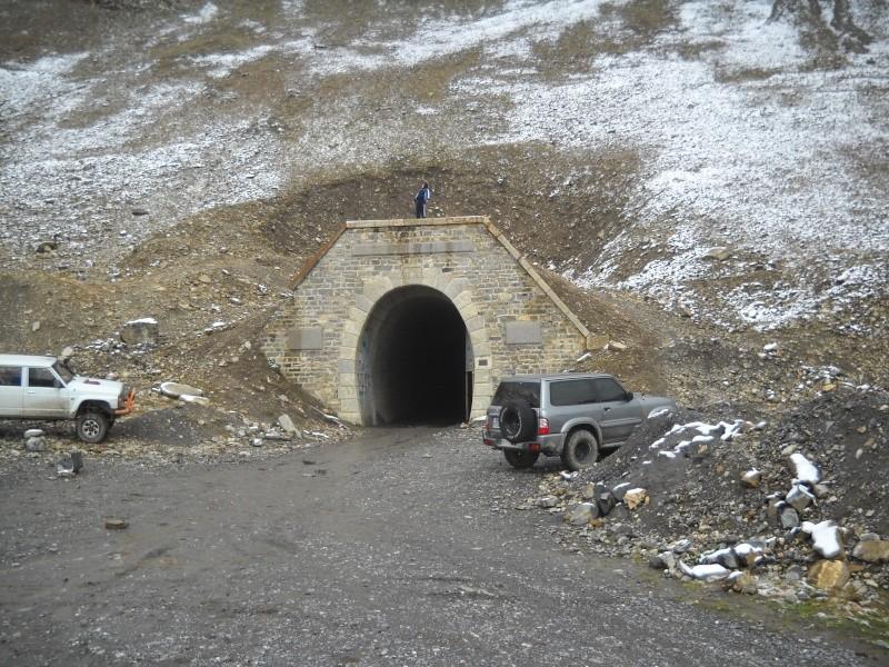 le parpaillon et son tunnel  Dscn1525
