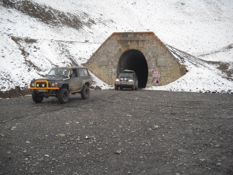 le parpaillon et son tunnel  Dscn1610