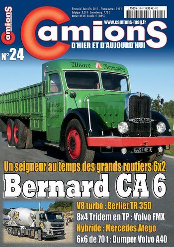 3 magazines ont contacté unimog-mania Camion10