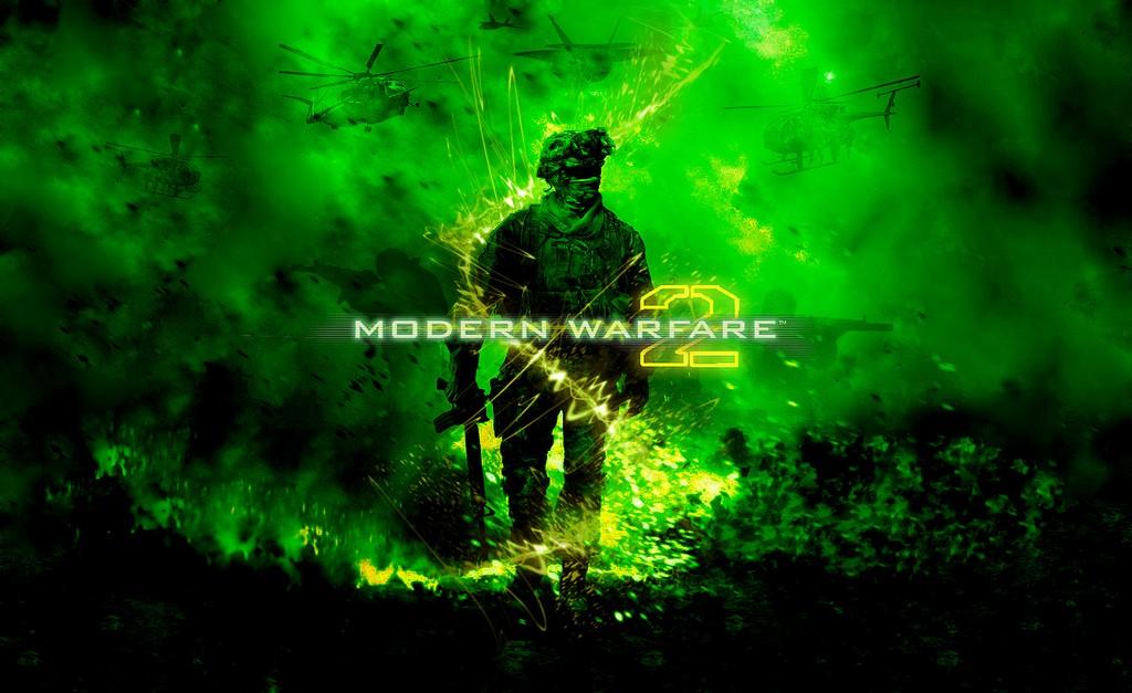 Film Call of Duty : Modern Warfare 2 35900510