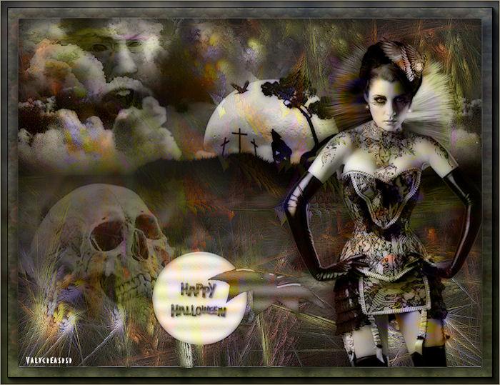 "Concours "" Halloween "" Hallow12"