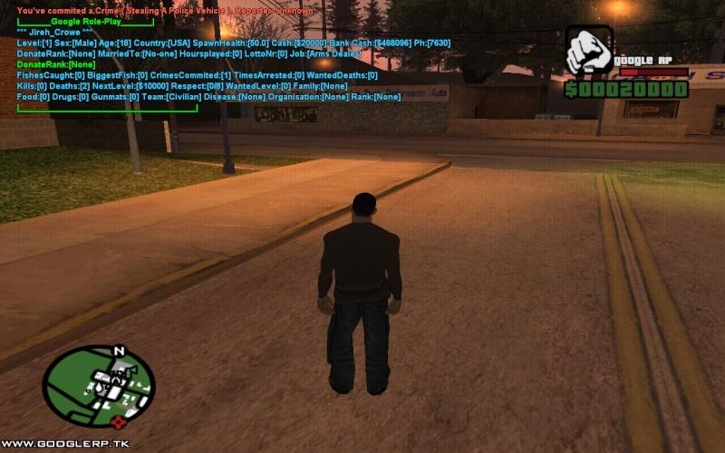 I Lost 500k! plz admins look Sa-mp-10