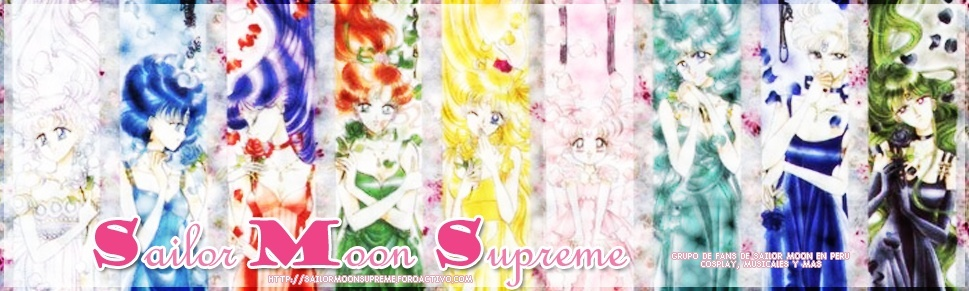 Sailor Moon Supreme