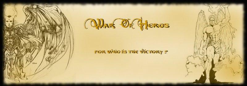 War Of Heros