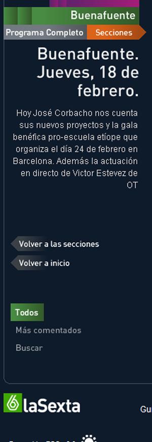 Reseñas VICTOR EN BUENAFUENTE Bnf210