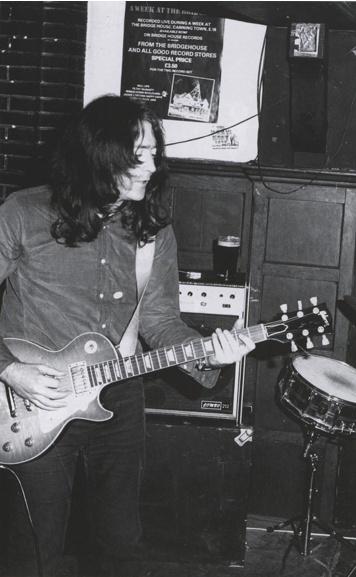 Photos de Terry Murphy-Bridge House, Londres, Décembre 1978 Image210