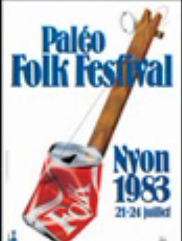 Photos de Joseph Carlucci-Paleo festival, Nyon, 22 Juillet 1983 Image_17
