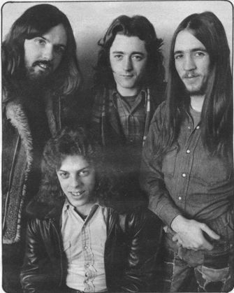 Rory Gallagher Band Mk 2 (1972-1978) - le quartette Image_43