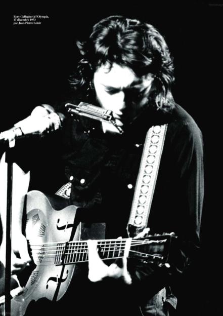 Photo de Jean-Pierre Leloir-Olympia, Paris, 17 décembre 1973 Leloir10