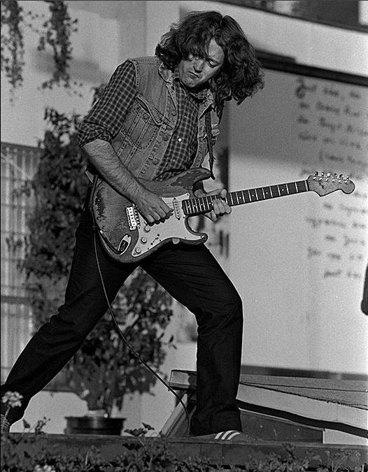 Photo de Micke Borg - Stockholm, 5 juin 1984 Micke_10