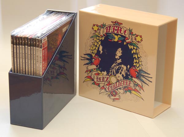 Boxsets japonais Rorubo13