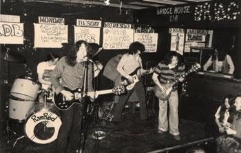 Photos de Terry Murphy-Bridge House, Londres, Décembre 1978 Rory10