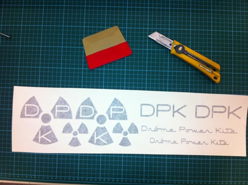Casque customisé DPK Photo210
