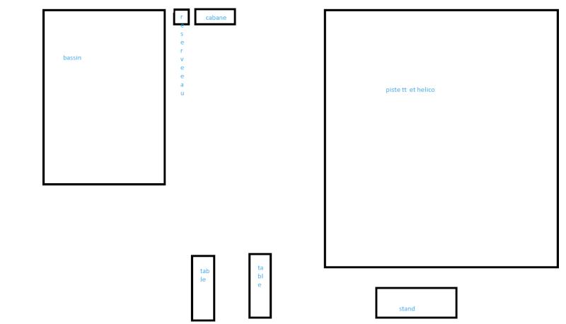 Table de bricolage Terrai10