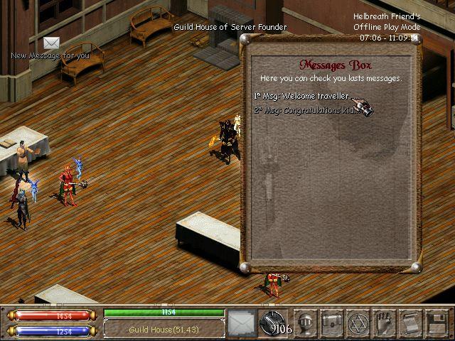 Game Messages Helper Helsho19