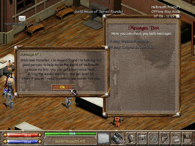 Game Messages Helper Helsho20