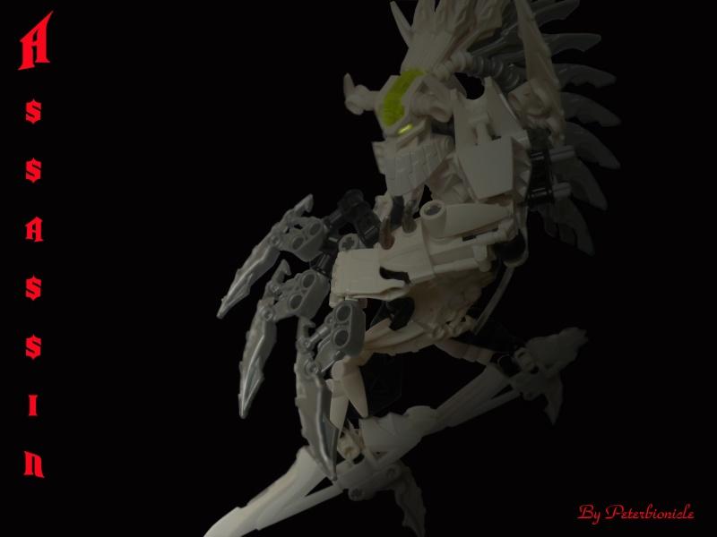 [MOC] Les nouvelles créations de Peterbionicle (annonce) - Page 11 010