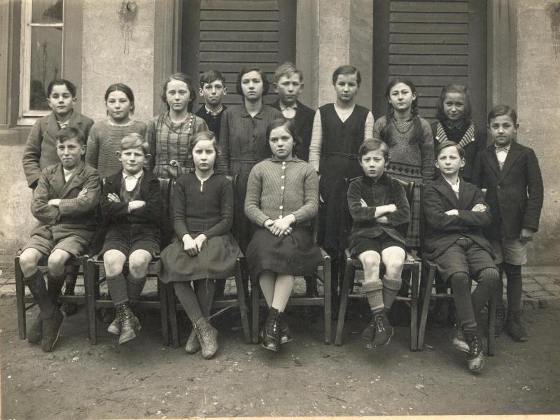 Les écoles d'hier à Wangen - Page 2 Classe10