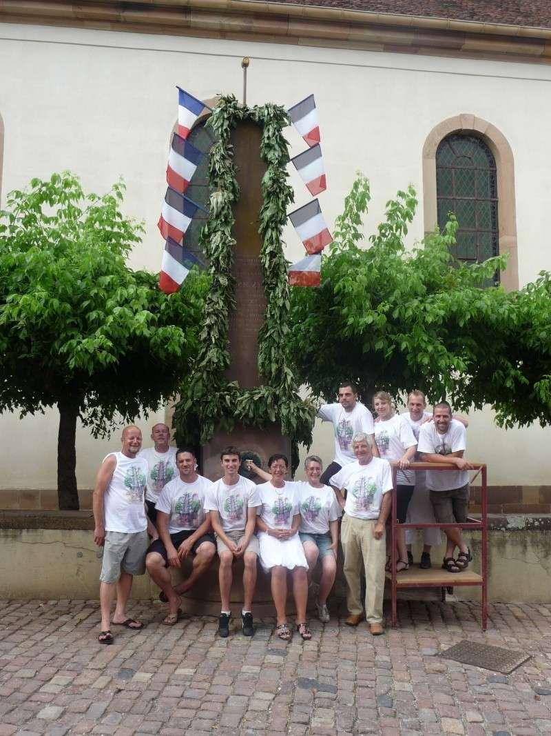 Wangen: Fête de la Fontaine 2010 ,183 ans d'histoire ...dans le respect de la tradition P1010210