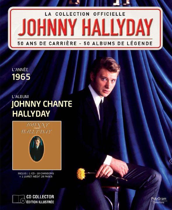 n°39  Johnny chante Hallyday - 1965  31430110