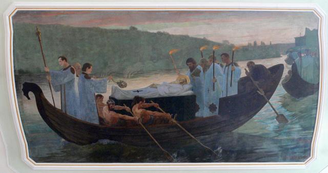Gebhard Fugel (1863-1939), peintre allemand d'art sacré. 1024px13