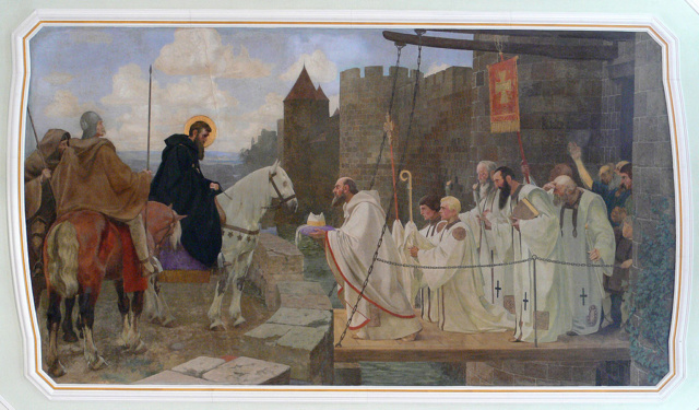Gebhard Fugel (1863-1939), peintre allemand d'art sacré. 1024px14