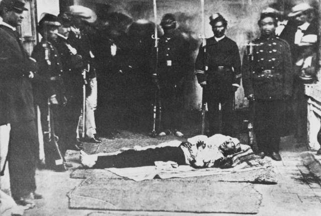 GARCIA MORENO - Président de l'Équateur - Vengeur et Martyr du Droit Chrétien (1821-1875) - Par le R. P. A. Berthe 1024px15