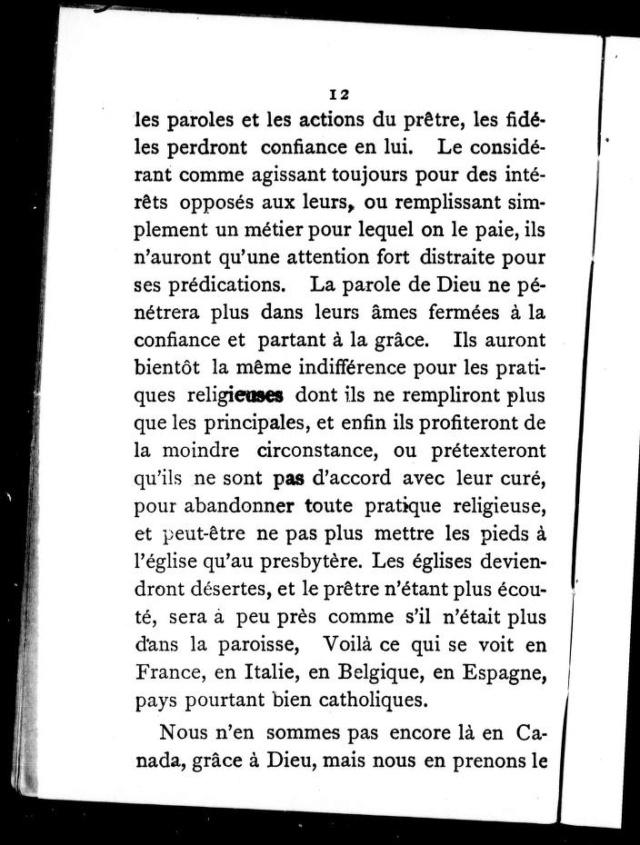 1898 - « COMMENT LA FRANC-MAÇONNERIE TRAVAILLE À DÉTRUIRE LA RELIGION CHRÉTIENNE EN CANADA. » 10_cih10