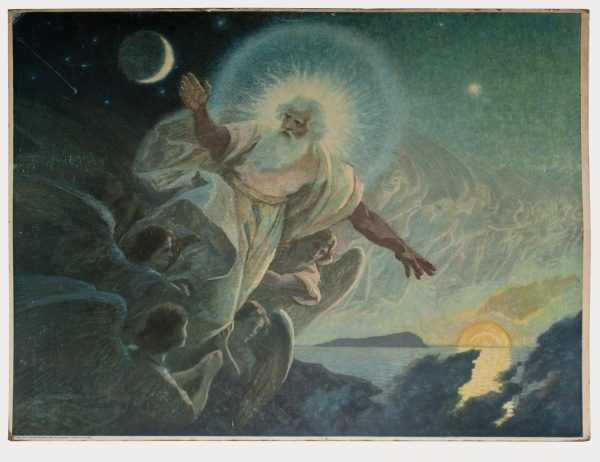 Gebhard Fugel (1863-1939), peintre allemand d'art sacré. 2007ss10