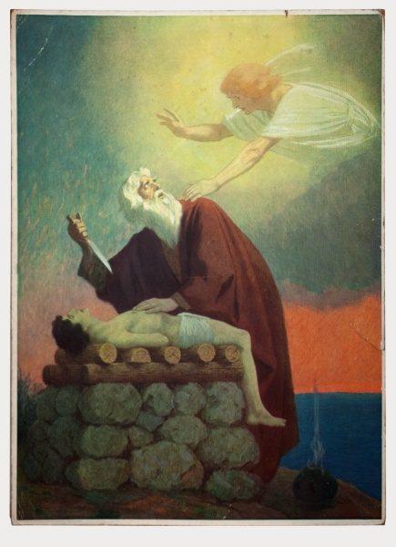 Gebhard Fugel (1863-1939), peintre allemand d'art sacré. 2007ss16