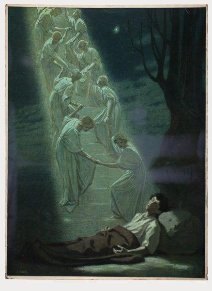 Gebhard Fugel (1863-1939), peintre allemand d'art sacré. 2007ss17