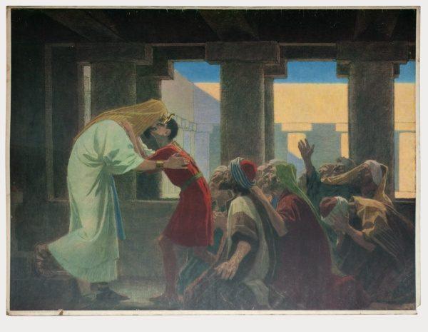 Gebhard Fugel (1863-1939), peintre allemand d'art sacré. 2007ss18