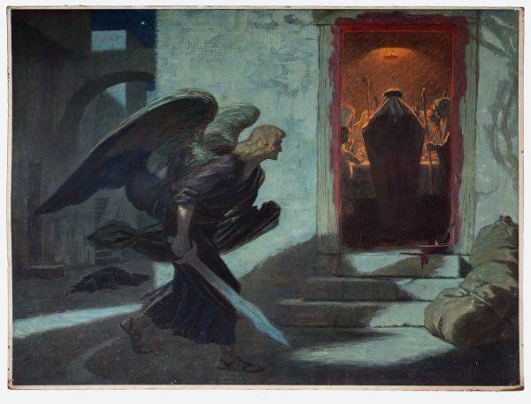 Gebhard Fugel (1863-1939), peintre allemand d'art sacré. 2007ss20
