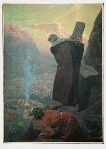 Gebhard Fugel (1863-1939), peintre allemand d'art sacré. 2007ss21