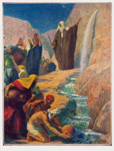 Gebhard Fugel (1863-1939), peintre allemand d'art sacré. 2007ss23